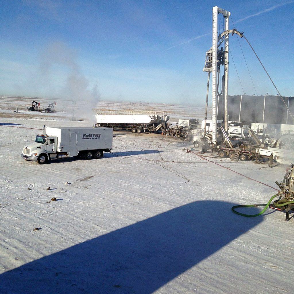 Oilfield Service Company in Saskatchewan