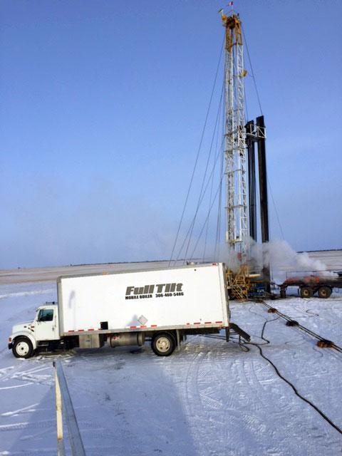 Kindersley, SK Oilfield Lease Service Company