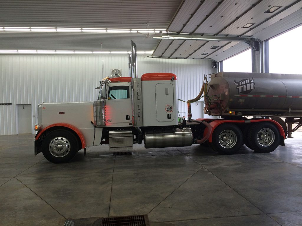 Top fluid hauling company in Estevan, SK